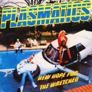 Image of PLASMATICS-New Hope For The Wretched LP
