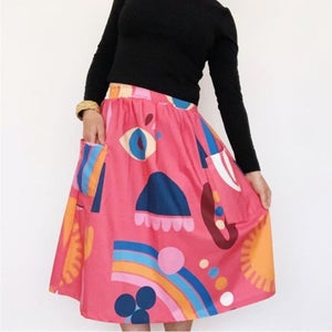 Rachael Skirt - Choose your own fabric