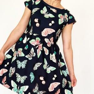 Julia Dress - choose your fabric
