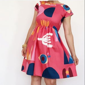 T Dress - choose your fabric