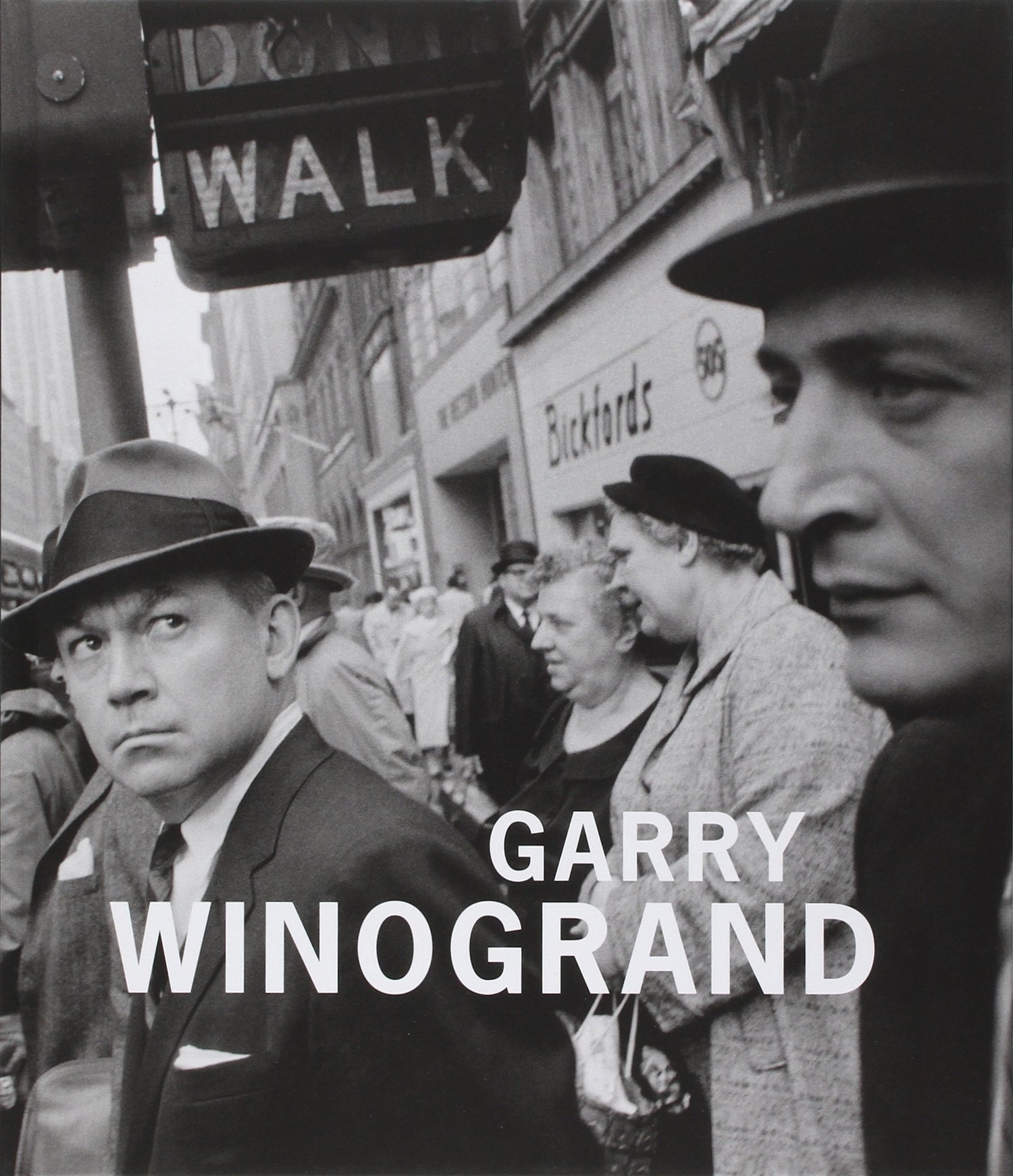 Image of GARRY WINOGRAND JEU DE PAUME FLAMMARION