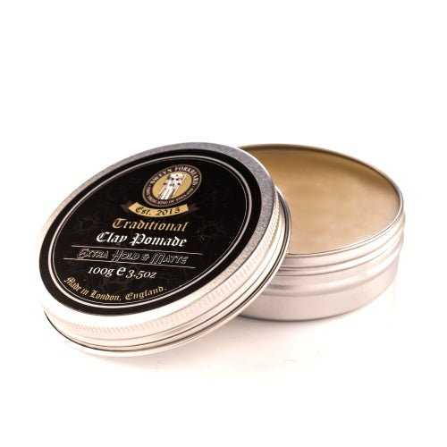 Image of Traditional Clay Pomade - Hair Pomade 100% Organic