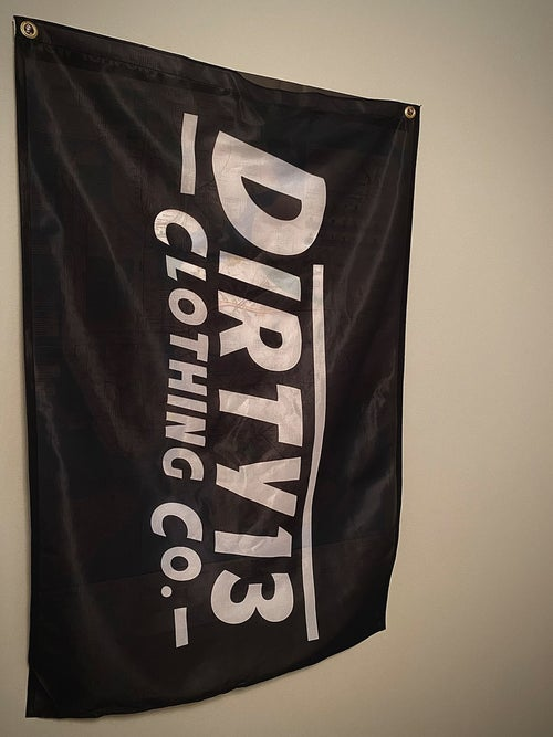 Image of Dirty13 Flag