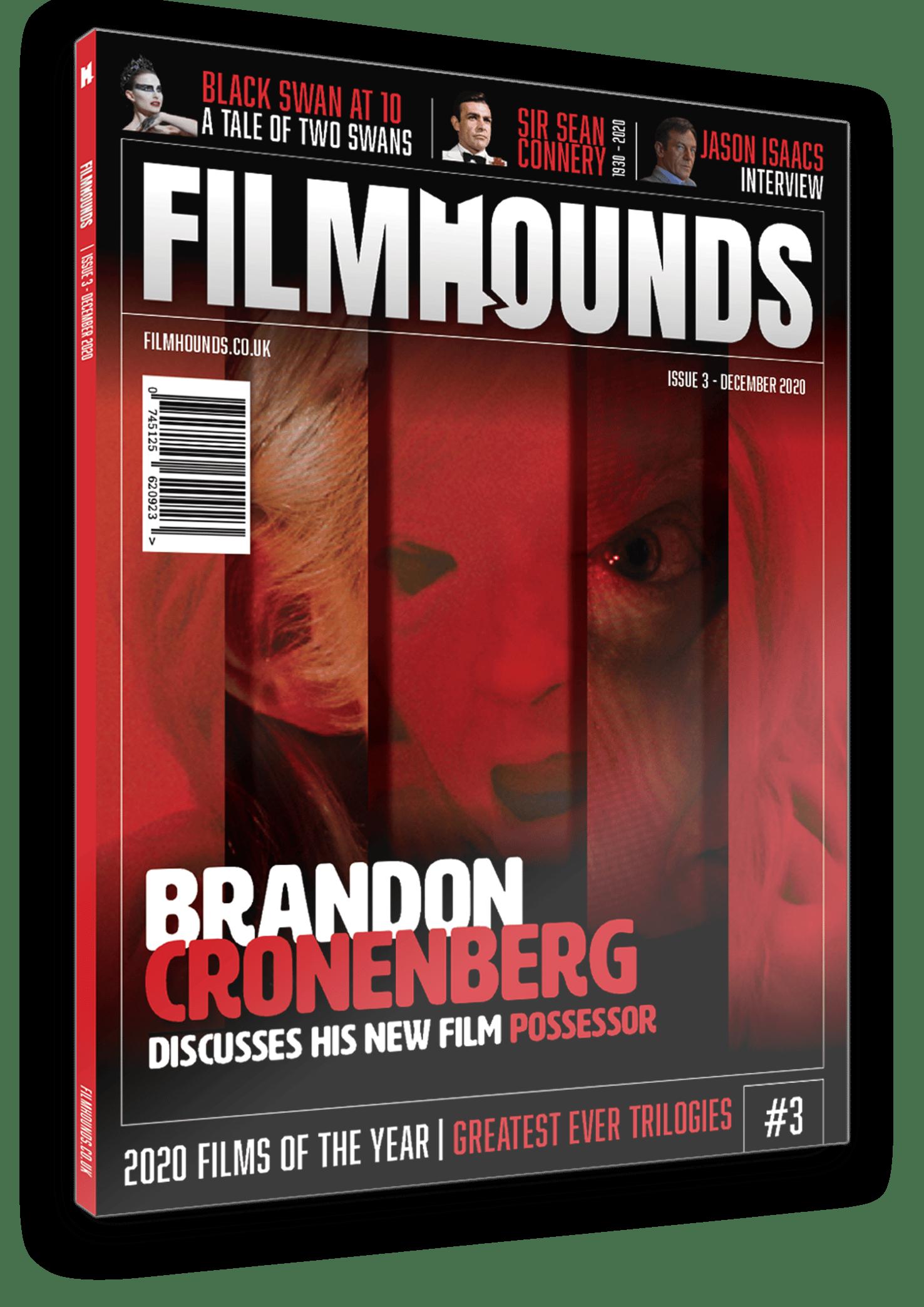 Filmhounds Magazine - Issue 3  - December 2020