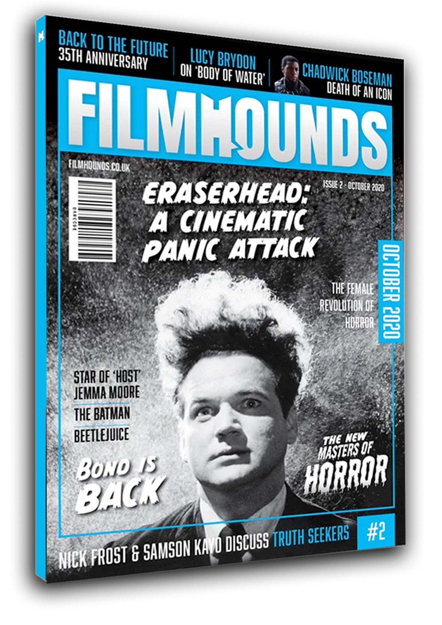 Filmhounds Magazine - Issue 2  - October 2020