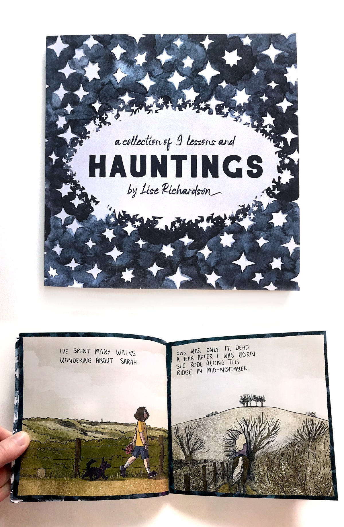 Image of Hauntings (book)