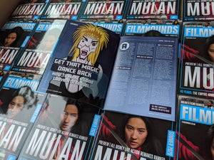 Filmhounds Magazine - Issue #1 - Summer 2020