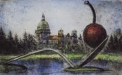 Image of Spoonbridge, Minneapolis