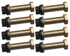 """1/2"""" NAS 4-Link Bolt Kit, 1.555"""" Grip with 12 Point Nuts"""