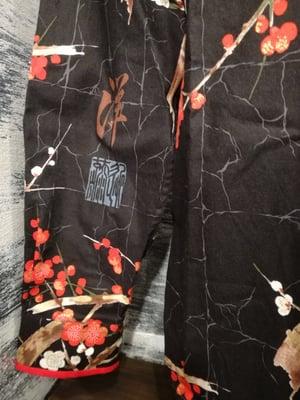 Image of Japanese garden men shirt
