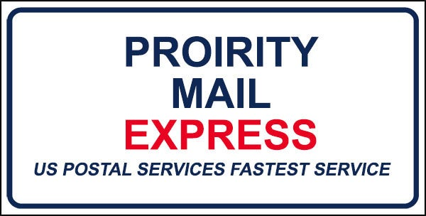 Image of EXPRESS SHIPPING OPTIONS