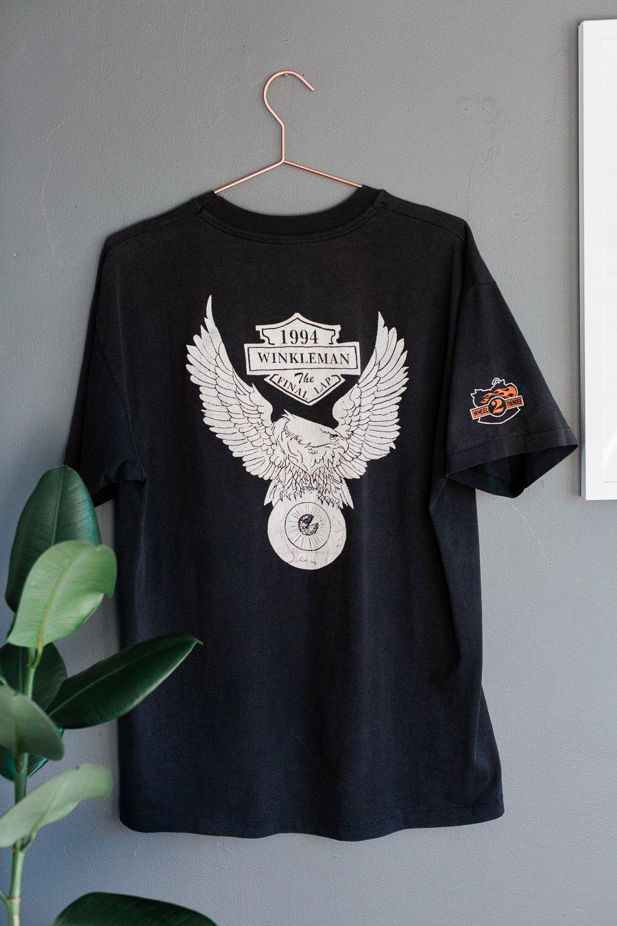 Image of 1994 'One Eye's 11th' Winkleman Run Moto Tee