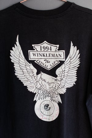 Image of 1994 'One Eye's 11th' Winkleman Run Moto Tee
