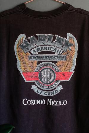 Image of Harley Davidson Mexico, Cozumel
