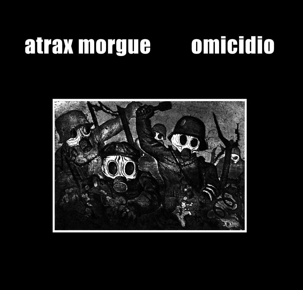 "B!146 Atrax Morgue ""Omicidio"" 7-Inch"