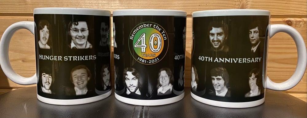 2021 40th Anniversary Hunger Striker Mug