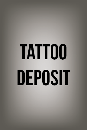 Image of Tattoo Deposit