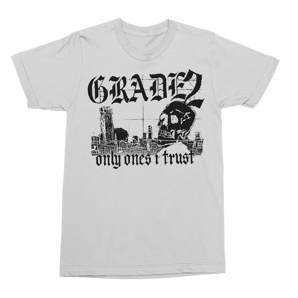 Image of Only Ones I Trust | White T-Shirt