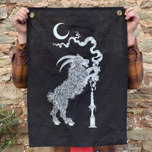 Image of Black Phillip Wall Hanging