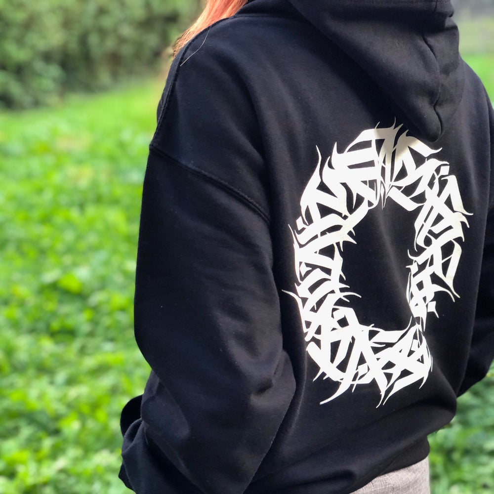 Image of Calligraphy Hoodies