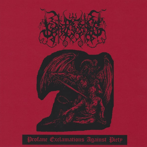 Image of EA016: Goatcorpse- Profane Exclamations Against Piety 7""