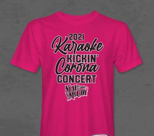 Image of 2021 Karaoke Kickin Corona Concert