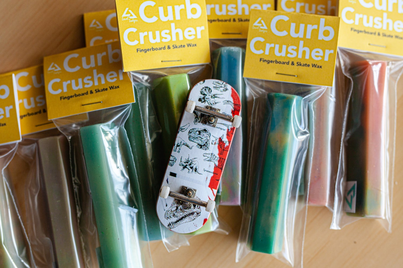 Image of Curb Crusher - Fingerboard & Skate Wax