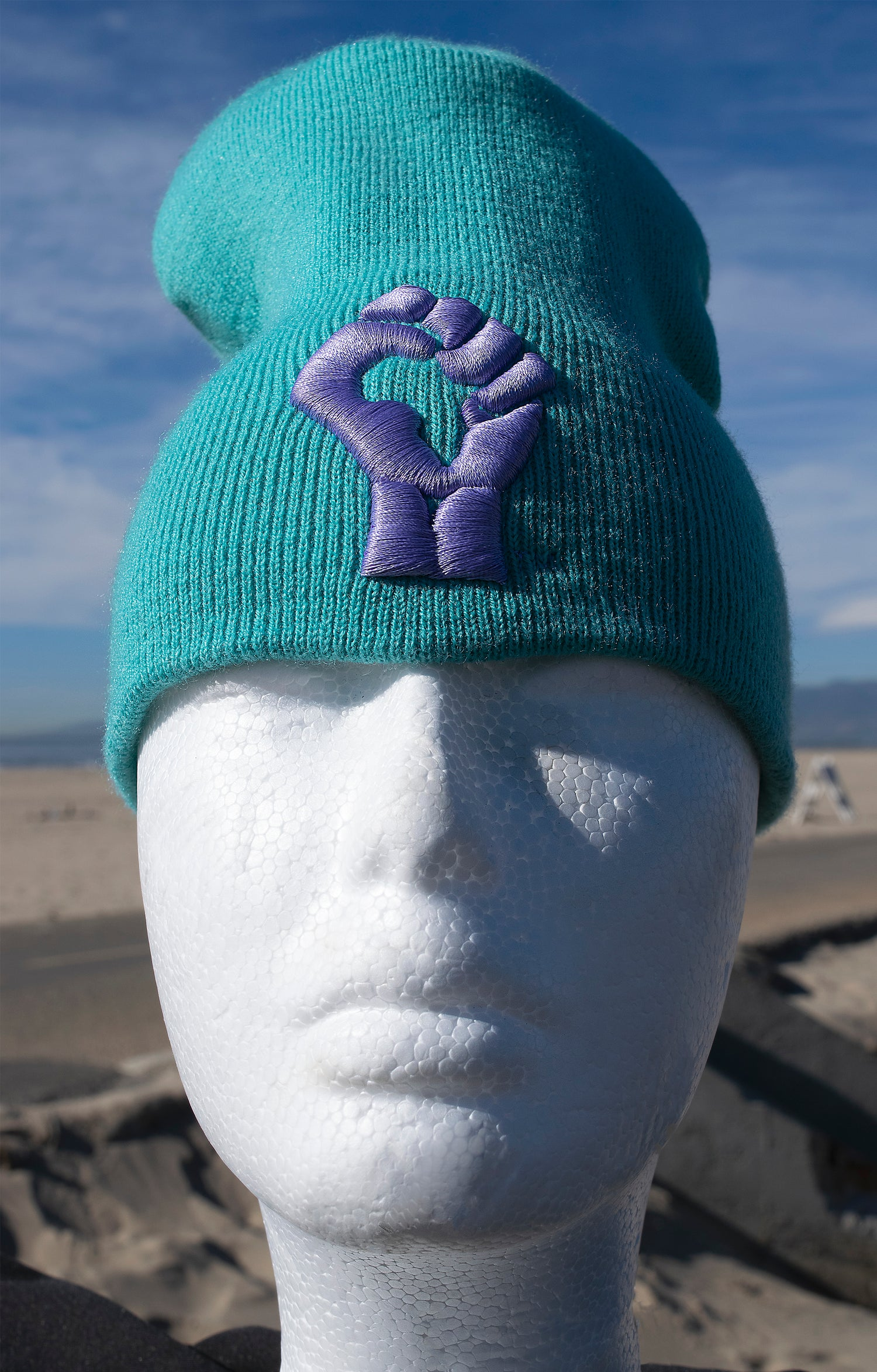 Image of Teal Deal Beanie