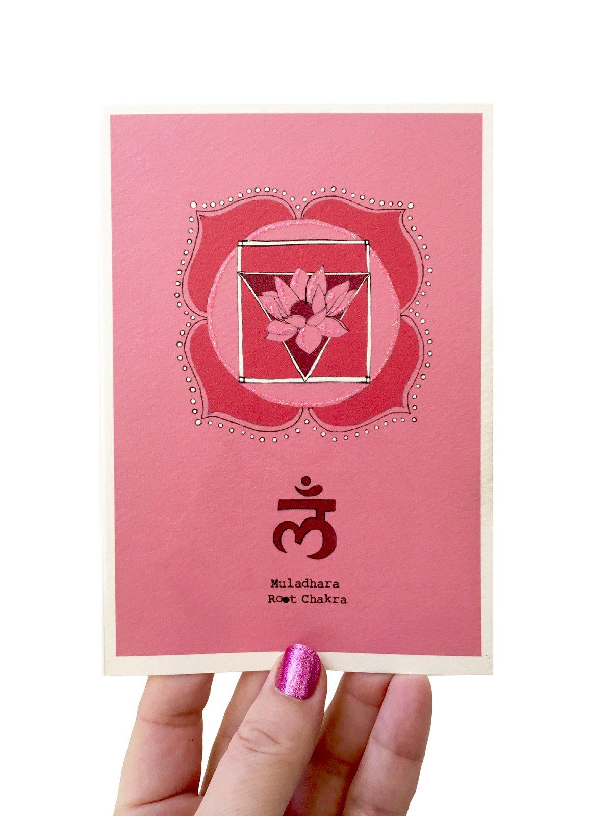 Root Chakra Card