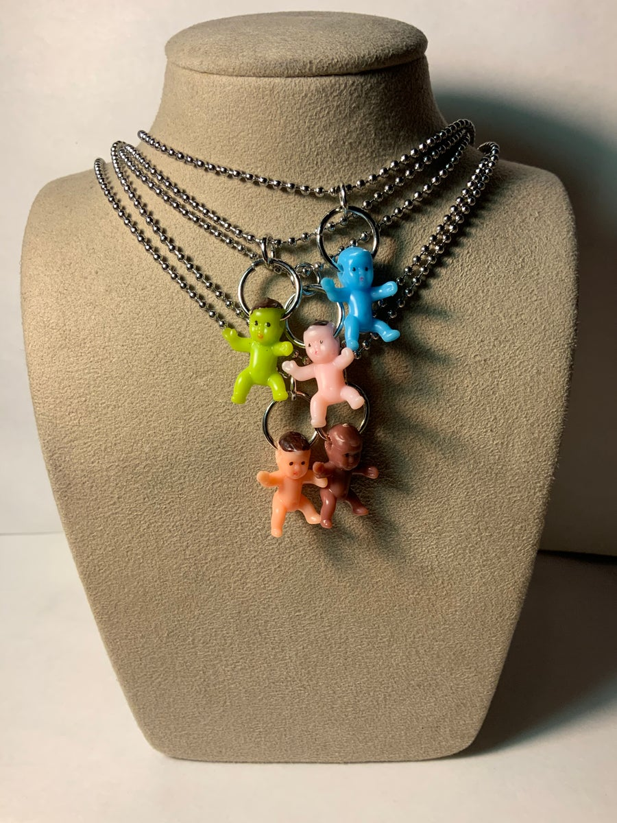 Image of Baby Ball Chain Necklace