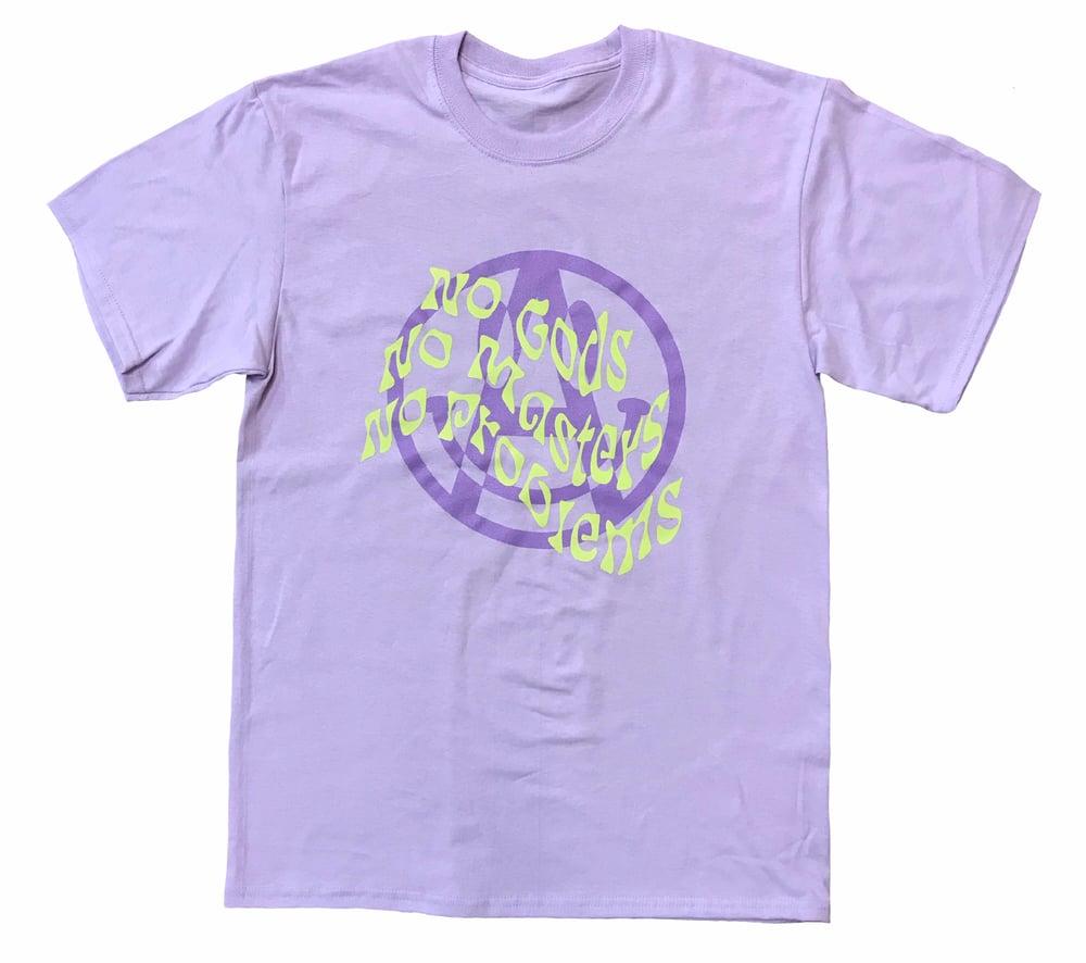 Image of NGNM T-Shirt (Lavender)