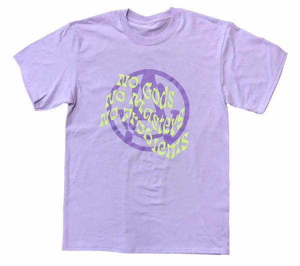 Image of NGNM T-Shirt (Lavender)