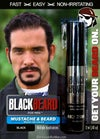 Blackbeard for Men - Black