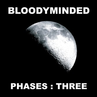 """Image of BLOODYMINDED """"PHASES : THREE"""" 3x7-inch Box Set (Rococo Records)"""