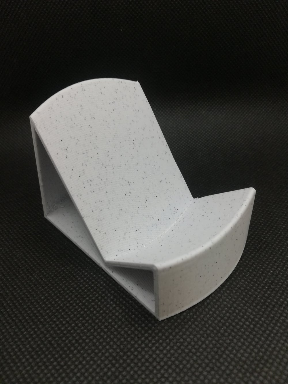 Angled Soap Stand