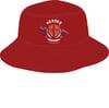 Heroes (Red) Broad Brimmed Hat