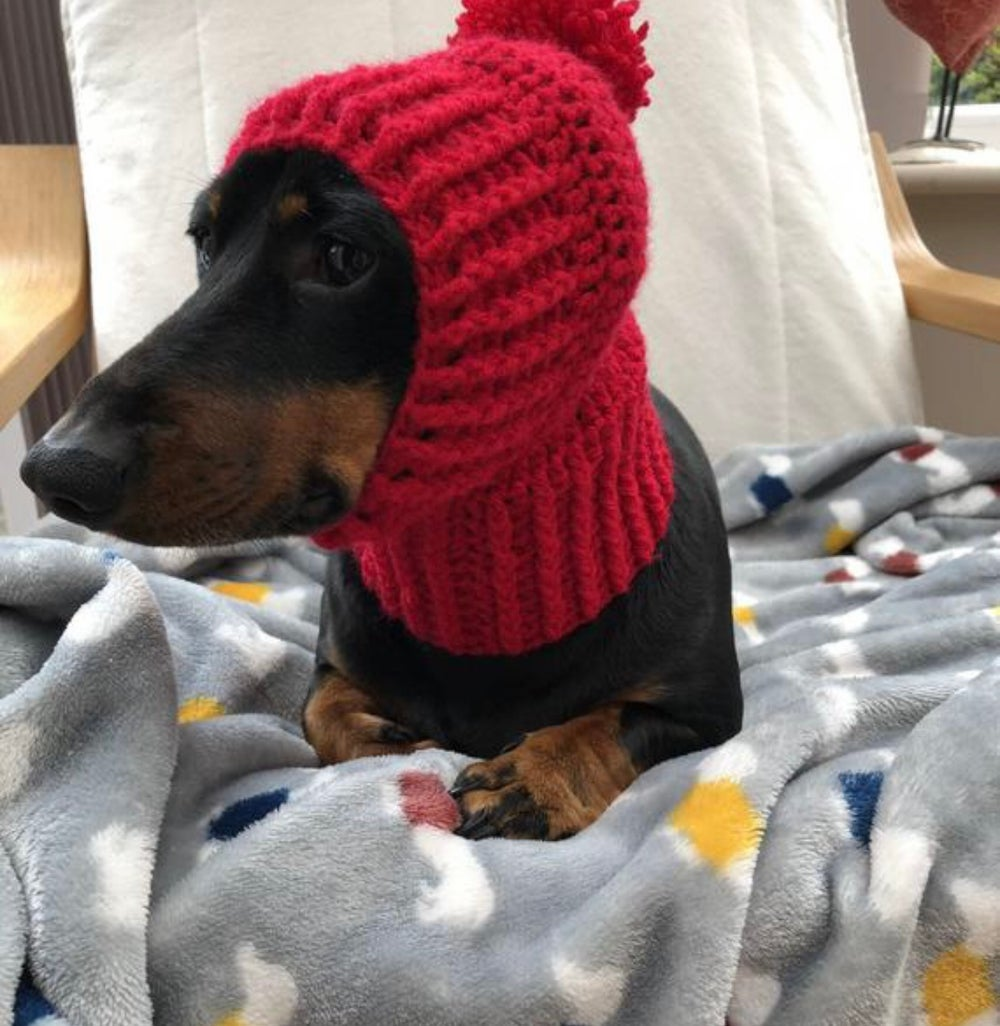 Image of Snazzy Bobble Snood