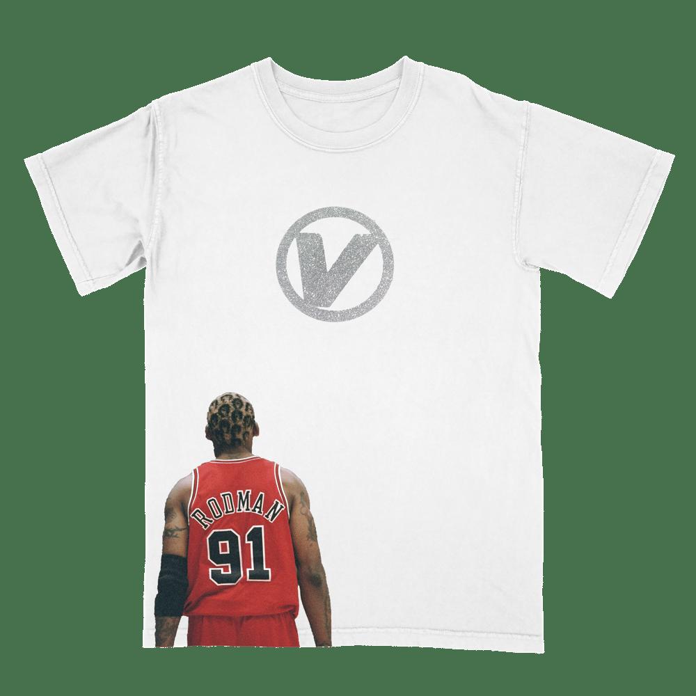Rodman 1997 'Legends Pack' Shirt