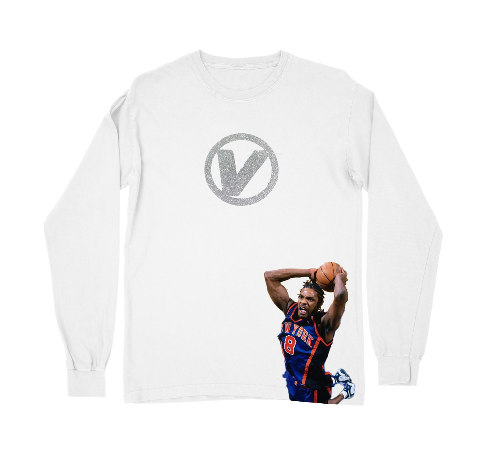 Latrell Sprewell 1998 'Legends Pack' Shirt