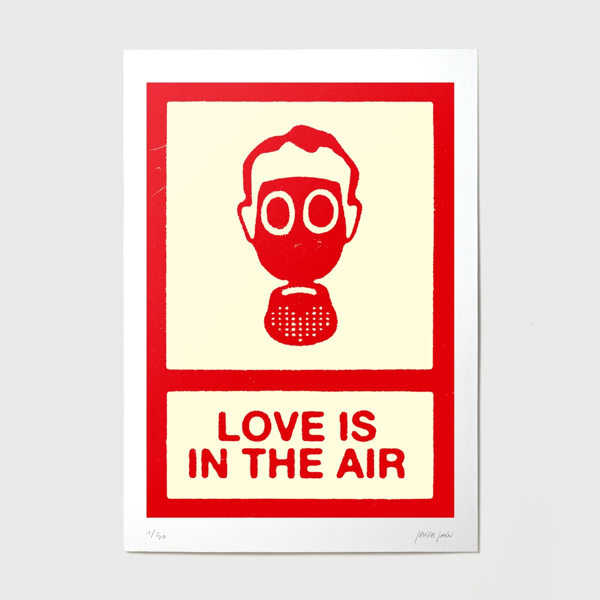 Image of Love is in the air