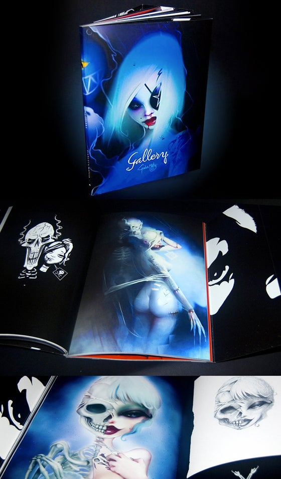 Image of Gallery - Art collection book