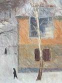 20th Century Swedish School 'Nordic Winter, 1933'