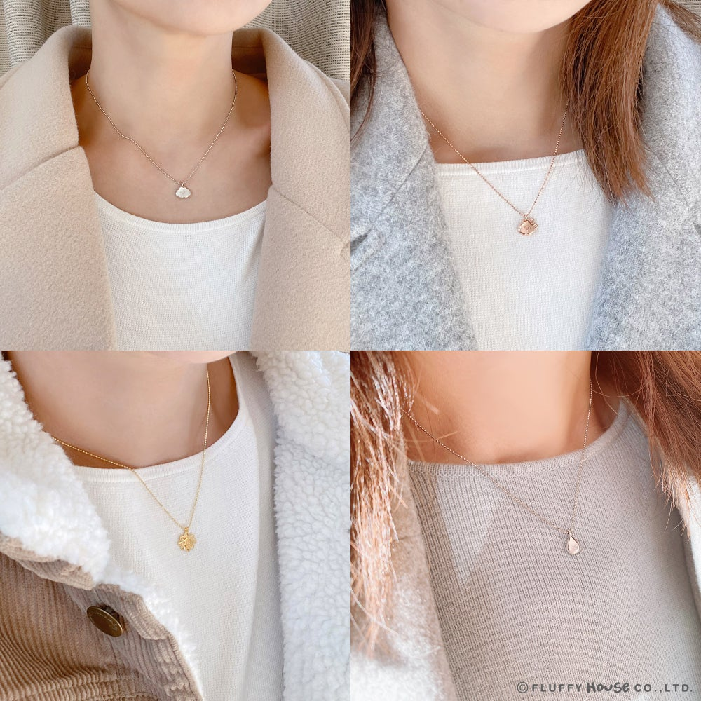 Image of My Fluffy Jewellery - Silver 925 Necklace (Pre-order)