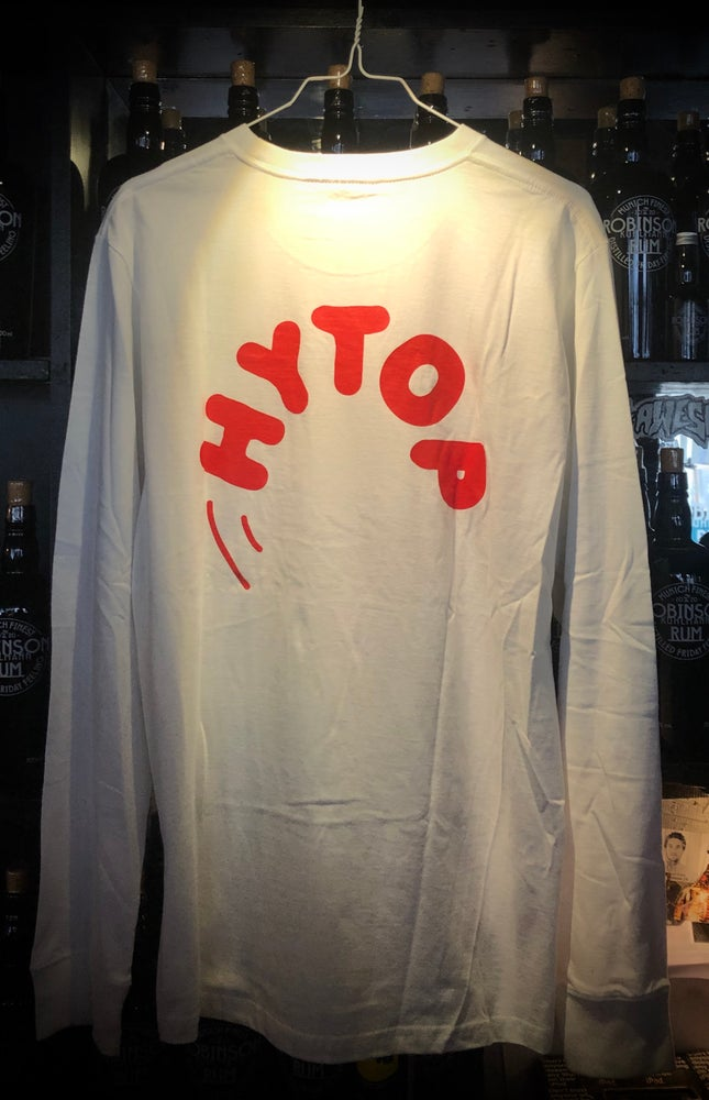 Image of HY TOP Longsleeve -weiß-