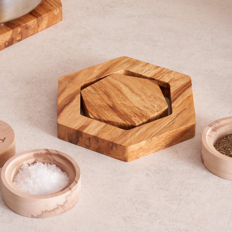 Image of Hexagon Pot Stands