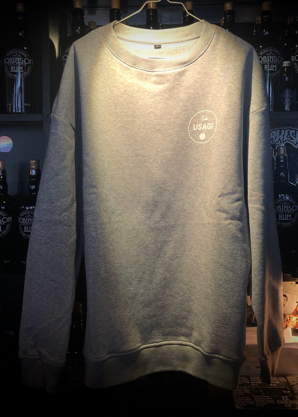 Image of USAGI Sweater -grau oder schwarz-