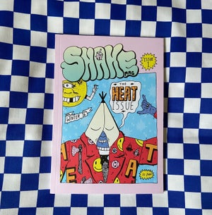 Image of Shake Mag issue 1