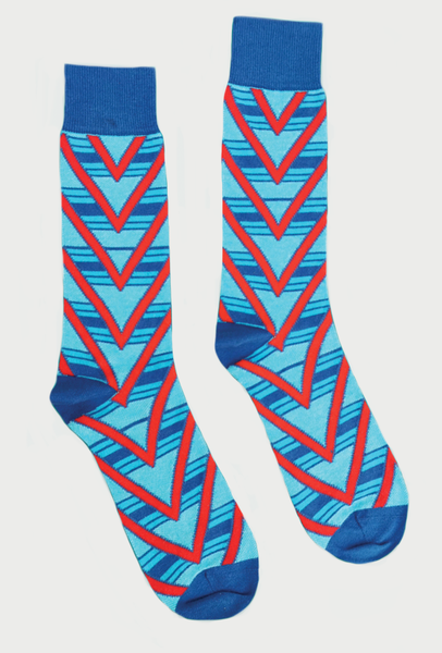 Image of 'STOCKPORT' SOCKS