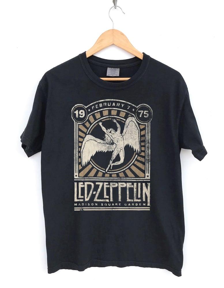 Image of Led Zepplin '75 Madison Square Garden