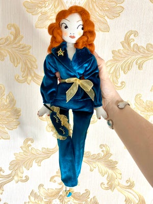 "Image of Sleepy Susie Boudoir Pin-up Doll  15"""